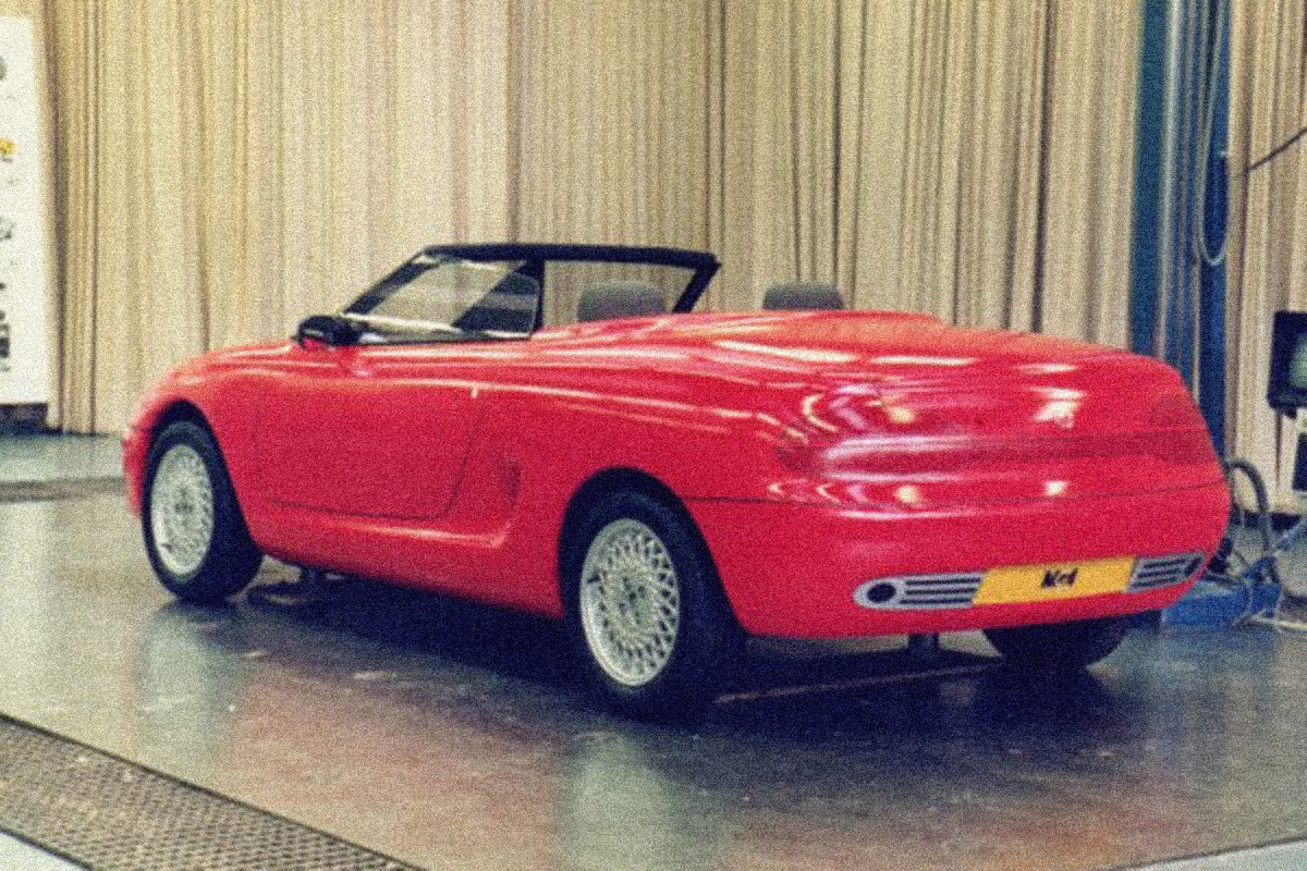 Concepts and prototypes : MGF during the MGA era (PR3)